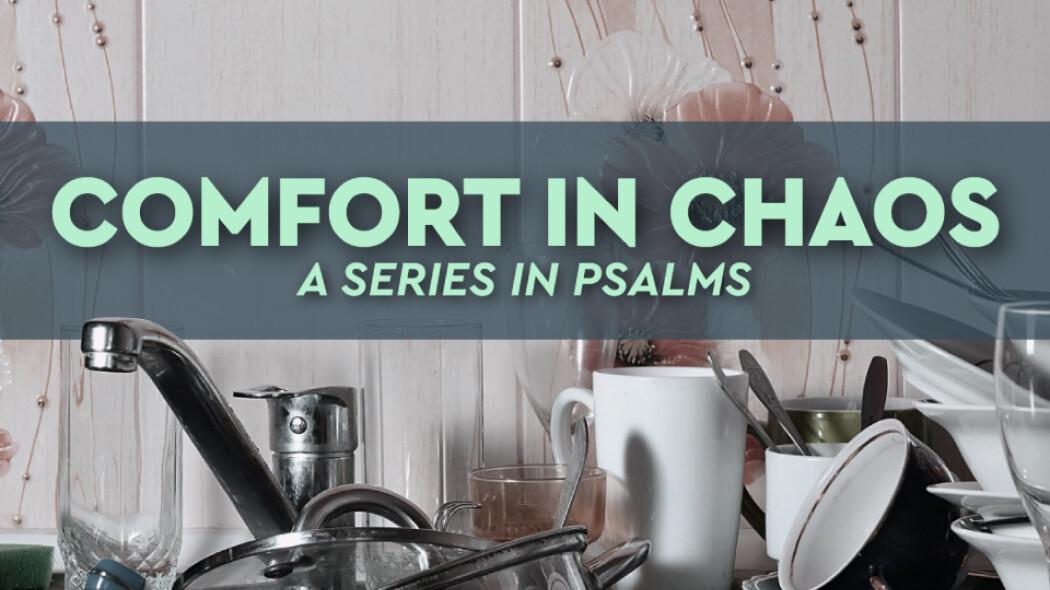 Part 1: Comfort for the Weak